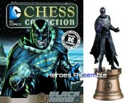 DC Chess Figurine Collection #94 Black Hand Forever Evil Eaglemoss